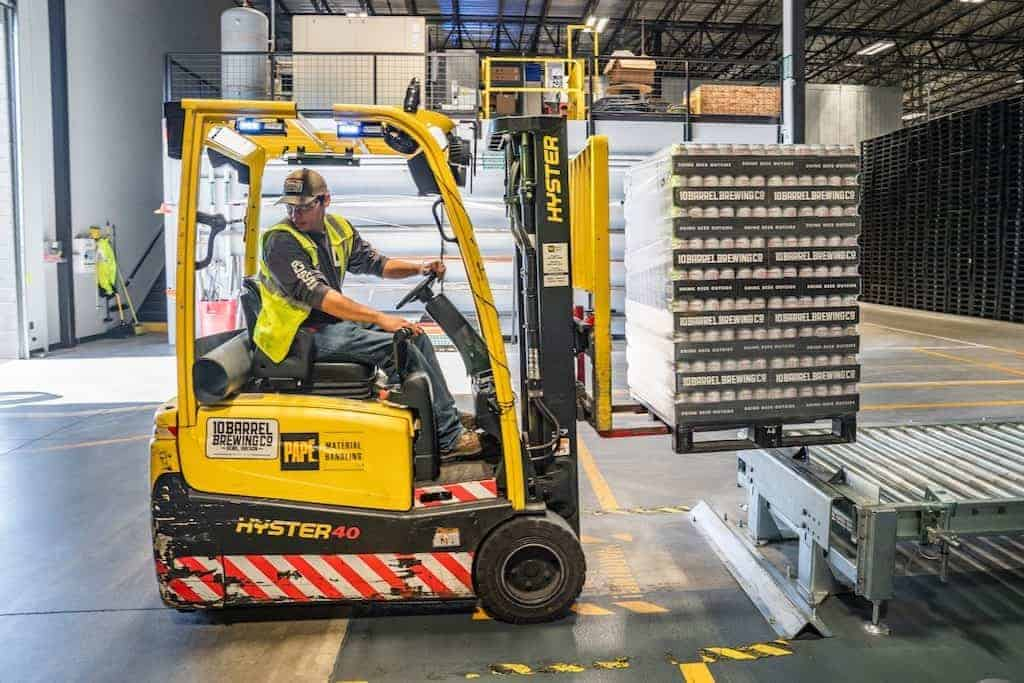 forklift safety training for employees