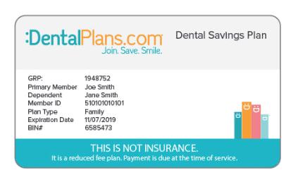Dental Plans
