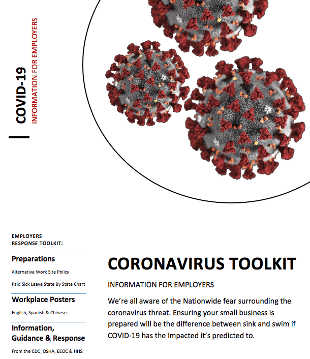 coronavirus toolkit